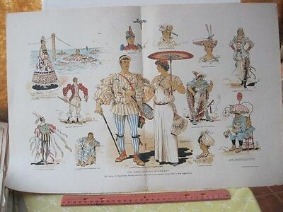 Reform Movement - Vintage Print,DRESS REFORM MOVEMENT,Ladies of Chautaugua,Judge Magazine