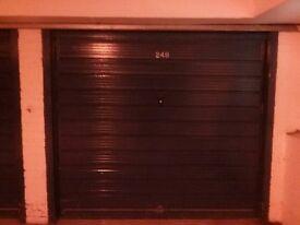 Secure Underground Garages in Edenbridge - last few !