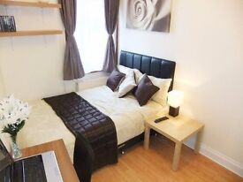 Freshly renovated double room in Central London