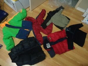 boys winter jackets sz 5 t