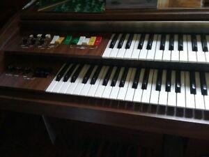 orgues électrique AC117V60HZ 70W
