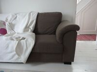 House contents for sale - sofa, sofa-bed, wardrobe, bed, chest of drawers