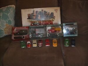 Vintage Toys: Ideal Motorific Collection