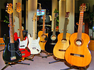 I am looking for used guitars in great shape.......