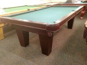 Table de pool usagee Dawson de Palason Billard