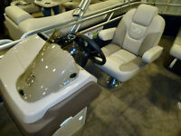 VECTRA 21 PRINCECRAFT PONTOON BOAT