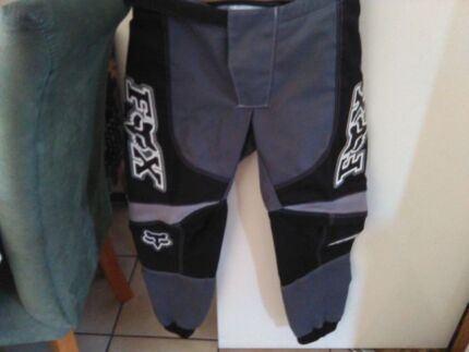 FOX MOTOCROSS YOUTH RIDING PANTS Maryland 2287 Newcastle Area Preview