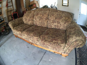 Large, comfortable sofa, great detailing - NOW $295!
