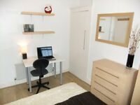 ◄► Exquisite Double in E15 Stratford City! Room includes utility bills. Only 15 mins from Bank ◄►