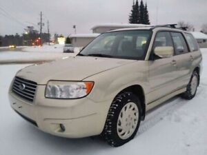 2006 Subaru Forester 2.5X Premium - Very clean - Low Km