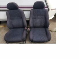 MGF/TF car seats