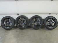 Only 4.6 Km's - Wheels & Tires