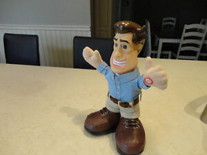 """Collectible """"Mr. Wonderful"""" - Not working but Maybe an easy fix Kitchener / Waterloo Kitchener Area image 4"""
