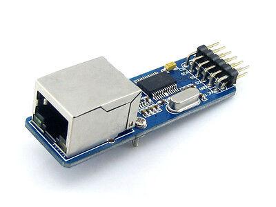 Enc28j60 Ethernet Lan Network Module Spi Serial Interface Rj45 Connector Board