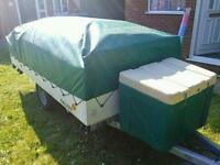 Conway Galaxy trailer tent