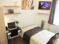 ► Awesome Double With TV in Stratford City:Post-Olympic Area ▲▼ 10-15min to City.5Min Canary Wharf ◄