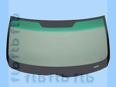 Windschutzscheibe Mercedes S-Klasse W140 grün+Grünkeil (ohne Spiegelhalter) Glas