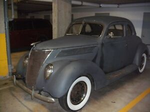 1937 Ford Businessman (short roof) Coupe