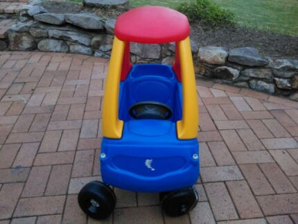 LITTLE TIKES SOUND COSY COUPE Maryland 2287 Newcastle Area Preview