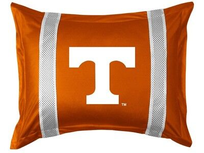 University Tennessee Jersey (University of Tennessee Pillow Sham with Jersey)