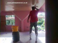 Polish Plasterer Plasterers Plastering Services