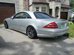 **REDUCED$**3 CARS AT PRICE$ OF 1. Mercedes CL 55 AMG LOW km