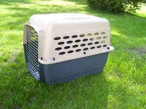 Large dog crate, as new