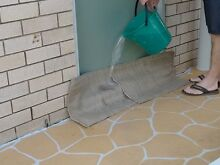 SAND BAGS - 5 SELF INFLATING SANDLESS SAND BAGS !!!!SPECIAL!!!!!! Brisbane Region Preview