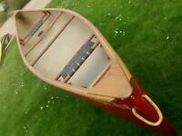 Esquif Royalex Prospecteur 16 Canoe Open Boat
