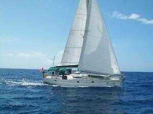 Super voilier de voyage à vendre, Sun Odyssey 42,2