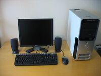 Dell Dimension 9150 Desktop - Complete System Set up
