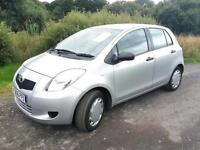 06 Toyota Yaris**CHEAP** 995CC 1ST CAR 5door like aygo, c1, 1073