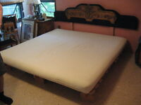 King size Futon Bed..