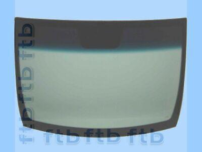 Frontscheibe Mercedes Vaneo 414 grün+Blaukeil+Rahmen+Spiegelhalter Autoglas neu