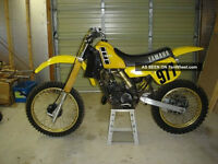 Wanted Wanted  Yamaha Enduro or  Dirt Bike