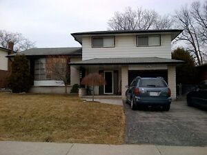 House in North Oshawa for rent