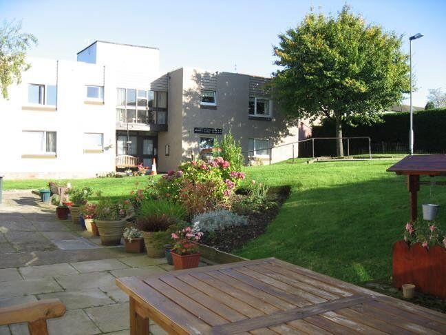 Bield Retirement Housing in Kirkintilloch, East Dunbartonshire - Studio Flat (Unfurnished)