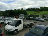 Wanted all scrap cars and vans fully licensed