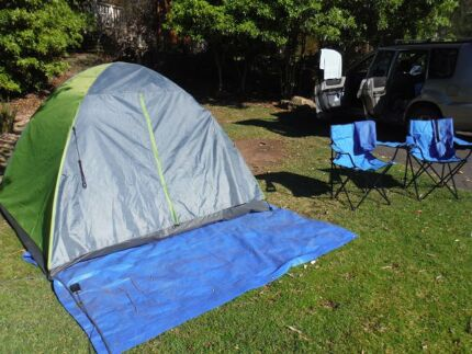 Camping Trip essentials - Tent, Beds, Sleeping bags, Chairs etc Melbourne CBD Melbourne City Preview