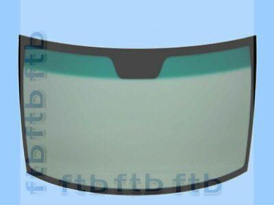Frontscheibe Mercedes Vito/Viano W639 grün+Grünkeil+Antenne+Spiegelhalter Glas
