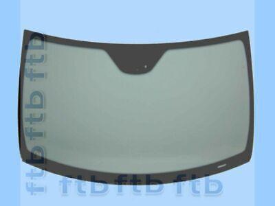 Frontscheibe Mercedes C-Klasse W203 bis 04.2003 blau+Sensor+Rahmen (ohne Sh) neu
