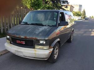 2005 GMC Safari Camionnette