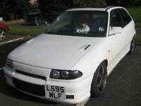 Breaking mk3 astra gsi with c20let and f28 gearbox