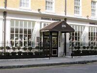 FREE HAIRCUTS AT TOP CELEB LONDON SALON, DANIEL GALVIN