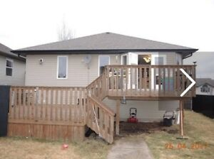House for rent/Lacombe