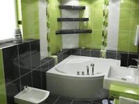 Our team happy to help you made your dream bathroom, professional and high quality job.