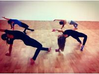 Contemporary Dance Classes on Shirley High Street