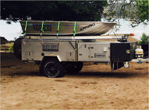 Roof topper boat and trailer Mackay Mackay City Preview