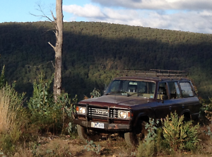 1983 Toyota LandCruiser Wagon Notting Hill Monash Area Preview