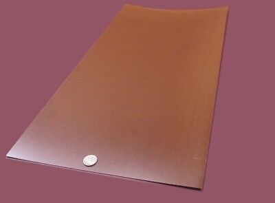 Garolite Micarta Canvas Phenolic Ce Sheet .031 132 Thick X 12 X 24 3 Unit